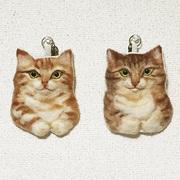 羊毛フェルト猫 個猫