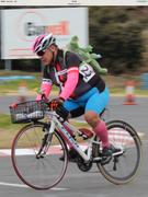 リリス岩田の自転車でダイエット大作戦