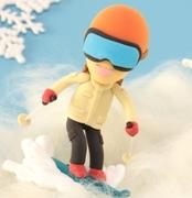 雪が好き。軽井沢を拠点にスキーを楽しむ、たまに旅