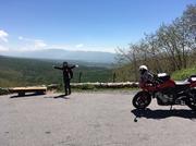 148cmでバイクに乗る!