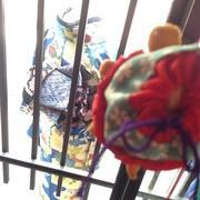 ハレの日のアンティーク着物レンタル  瑠彌徠