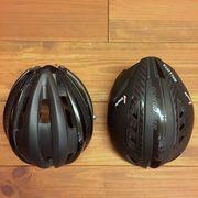 ロードバイクのヘルメット選び