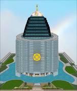 21万祭壇 超宗教世界聖殿 完成期天福宮 奪還勝利は UPMCから