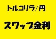 トルコリラ/円のスワップ金利でお金を増やしてます!
