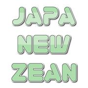 JapaNewZean