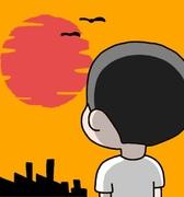 夕日ヶ丘昭和商店街カイコ少年