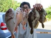 万ちゃんの釣行記『万ちゃんの東京湾大三元』