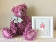pluie teddybear