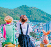 韓国ソウルで소소하루