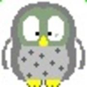 森のフクロウ54