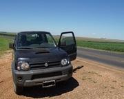 南米自動車旅行