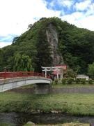 神社と寺と交通安全ステッカー