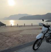 バイクで走りたいと思ってたら肺腺癌4期だって