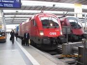 今日の一枚(ヨーロッパの鉄道を訪ねて)