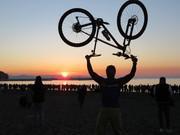 JUNちゃん自転車で走る!〜ゴリライド(^^)