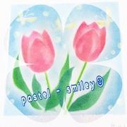 pastel- smiley