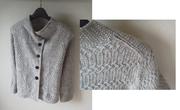 プチ・トリコの手編みでホールガーメント