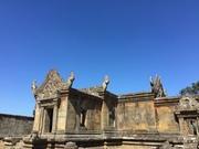 カンボジア世界遺産
