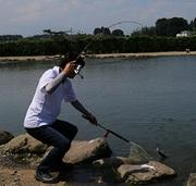 パパさんの釣り2