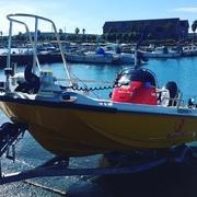 加太のミニボートHH140釣り日記