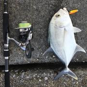僕は真剣に釣りをしている。