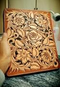 Luna leather craft