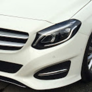 My Life with Mercedes-Benz B180 of 2015 model