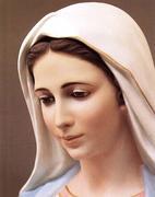 メジュゴリエの偽聖母
