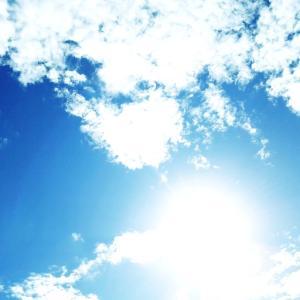 太陽と幸せの青い空♥恋物語♥