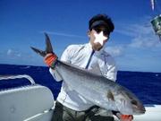 釣行日記《東京湾 黒鯛ヘチ&相模湾マイボート》
