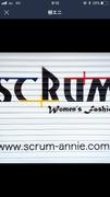 大阪・韓国レディースファッションSCRUM-ANNIE