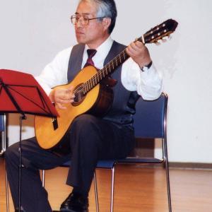 クラシックギター教室in今宿