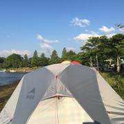 いつのまにかキャンプにハマりました。