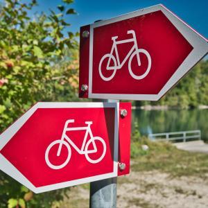 ムーアの自転車奮闘記