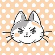 <漫画>甘辛猫シュッちゃんとの生活