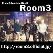 Room3 - 関西発 女性ボーカルインディーズバンド