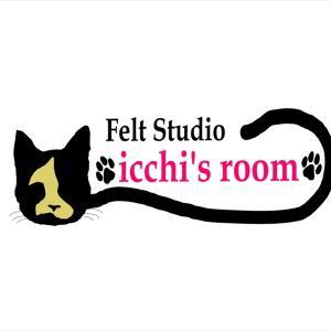 【フェルトスタジオ icchi's room】