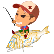下手の釣り好き