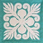 Shells Hawaiian Quilt