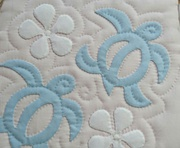 sakura´s Hawaiian quilt