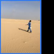 砂漠でSurvive @ クウェート