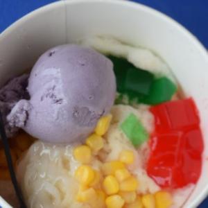 B級珍スポットとアイスクリームの旅