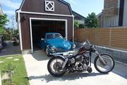 knock garage