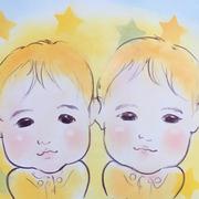 1.5人目育児〜本日の双子〜