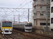 青梅線E233系