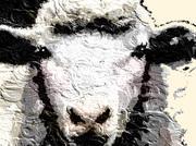 牧歌的になれない羊と草と鳥のあれやこれや