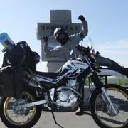 ただの男がバイクで世界一周を叶えるまでの記録。