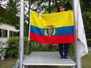 ムーチョ エクアドル熱帯地域に住む(青年海外協力隊