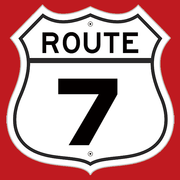 7 Days to Dieの歩き方 [ ROUTE 7 ]