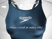 女子用競泳水着を語る